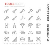 Collection Of Tools Related...