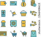 16 e commerce icons for...