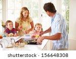Father Preparing Family...