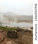 The Konungshver Geyser  Part O...