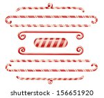 Candy Borders Decor