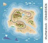 a vector illustration of a... | Shutterstock .eps vector #1566681826
