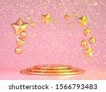 beautiful luxury new year...   Shutterstock . vector #1566793483