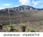 Desert Scenery In The  Franklin ...
