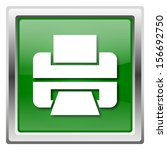 metallic icon with white design ... | Shutterstock . vector #156692750