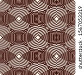 seamless pattern with repeated...   Shutterstock .eps vector #1567053319