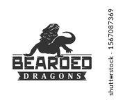 Bearded Dragon Lizard...