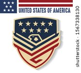 made in usa united states of... | Shutterstock .eps vector #1567338130