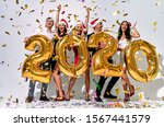 merry christmas and happy new... | Shutterstock . vector #1567441579
