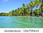 beautiful island | Shutterstock . vector #156759614
