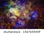 Billions Of Galaxies In The...
