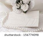 wedding greeting card   Shutterstock . vector #156774098