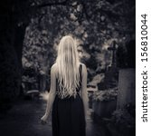 Blond Girl With Long Hair...