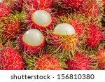 Asian Fruit Rambutan From...