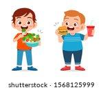 Cute Kids Boys Healthy An...