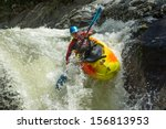 Kayak Raft River Water...