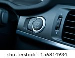 Car Start Stop Engine Button