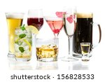 Different Kinds Of Alcohol On ...