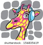 vector illustration of curious... | Shutterstock .eps vector #156835619