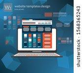 web design concept  website...