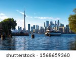 Toronto  Ontario  Canada  View...