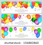 Vector Image Of Event Banners...