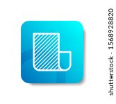 file and document round icon in ...