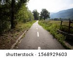 Velodoire Bicycle Path Close To ...