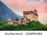 gutenberg castle  one of two... | Shutterstock . vector #156896486