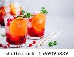 Pomegranate Orange Holiday...