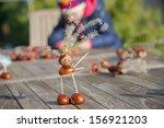 Cute Little Conker Figure Made...