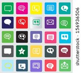 icon set vector illustration... | Shutterstock .eps vector #156936506