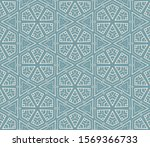 abstract thin line seamless... | Shutterstock .eps vector #1569366733