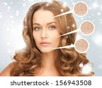 health and beauty concept  ... | Shutterstock . vector #156943508