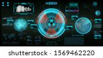 innovation system  hud... | Shutterstock .eps vector #1569462220