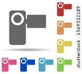 manual video camera in multi...