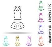 sportswear for women in multi...