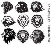 Lion Logo Set Collection....