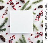 Christmas Minimal Concept  ...