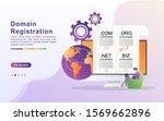 vector illustration of... | Shutterstock .eps vector #1569662896