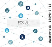 focus trendy web template with...