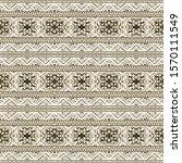 abstract texture repeat modern... | Shutterstock . vector #1570111549