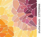 Colorful Mosaic Pattern. Vecto...