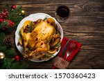 Chrismas Chicken Baked With...
