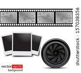 illustration films  lens and...