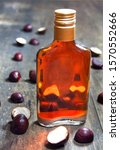 Small photo of Chestnut tincture - a natural remedy from a home medicine chest
