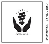 energy saving icon  energy...   Shutterstock .eps vector #1570721050