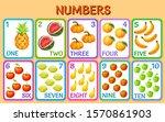 cartoon vegetables and fruits....   Shutterstock .eps vector #1570861903