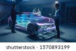 Group Of Automobile Design...