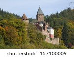 zwingenberg  germany | Shutterstock . vector #157100009